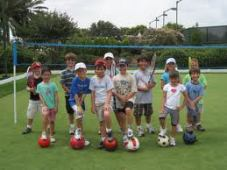 子供達サッカー