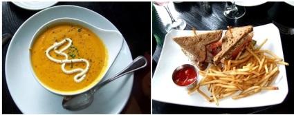 Tuna & Soup