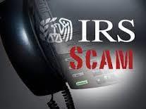 IRS scam 1